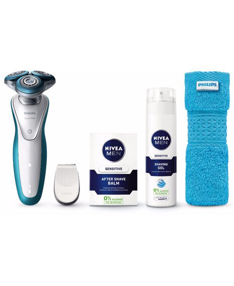7000 Series Shaver with NIVEA Pack