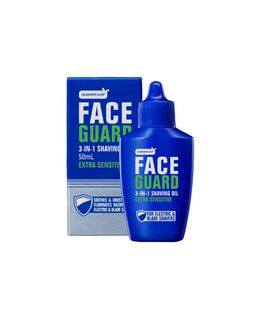 Face Guard Extra Sensitive Shave Oil - 50ml