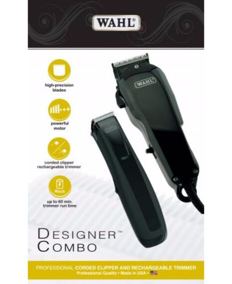 Designer Combo Hair Clipper