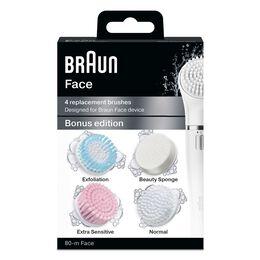 Face Brush Multi Pack