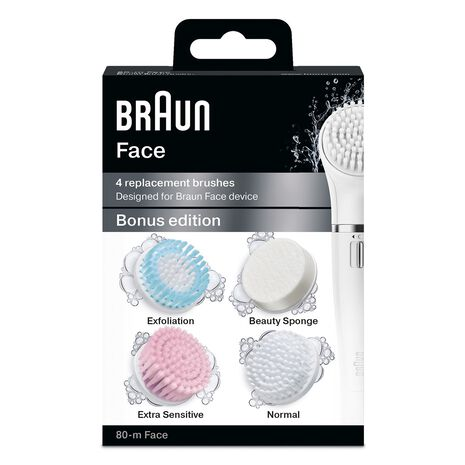 Face Brush Multi Pack