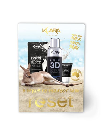 Reset 3 Steps to Perfect Skin Gift Pack