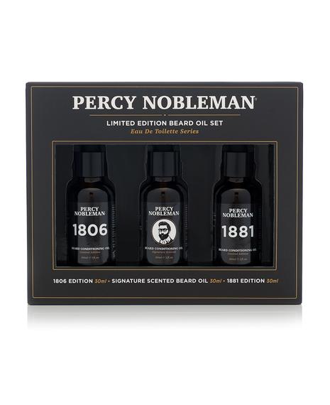 Limited Edition Beard Oil Set