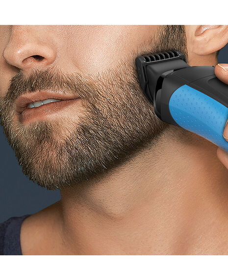 Series 3 Beard Trimmer Head with 5 Combs