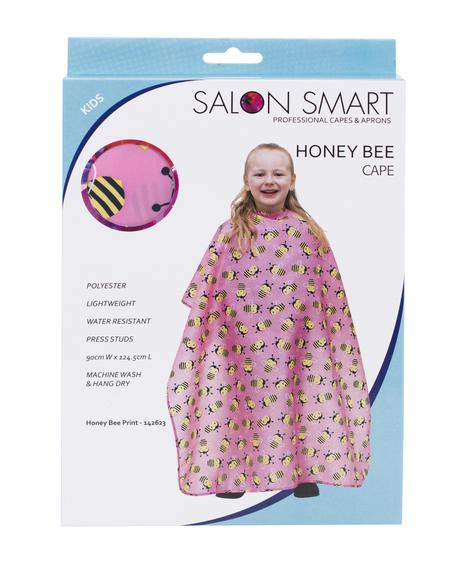 Honey Bee Kids Haircutting Cape