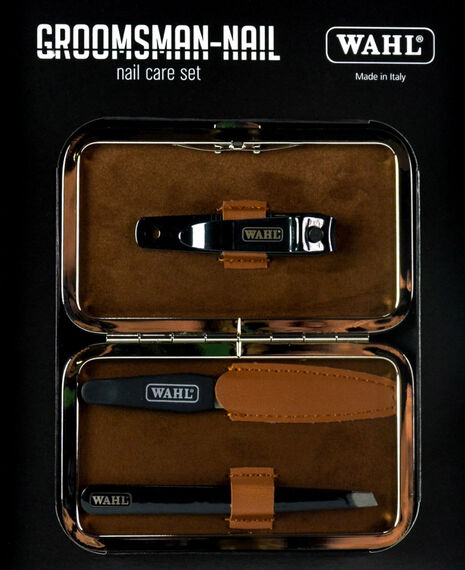Groomsman Nail Care Set