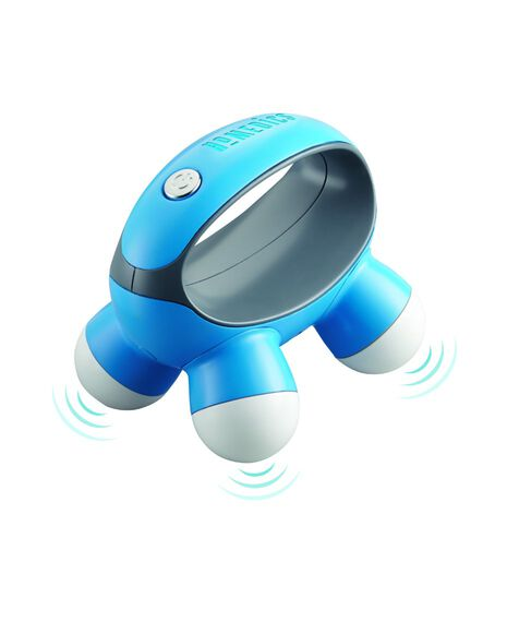 Quatro Mini Handheld Massager