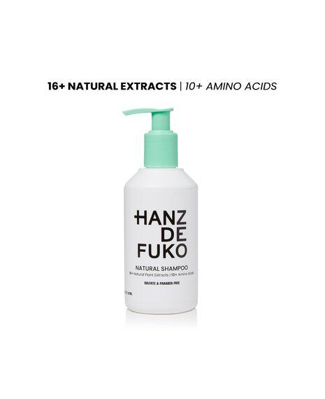 Natural Shampoo 237mL