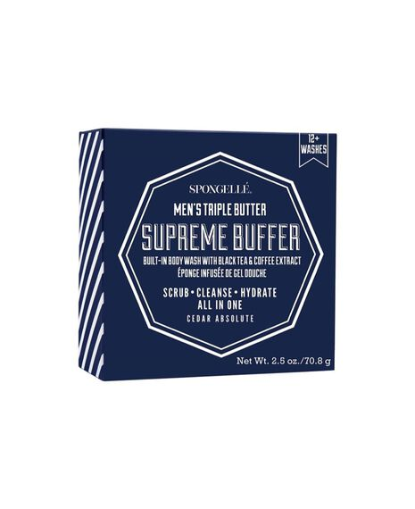 Mini Men's Supreme Cedar Buffer 12+ Uses