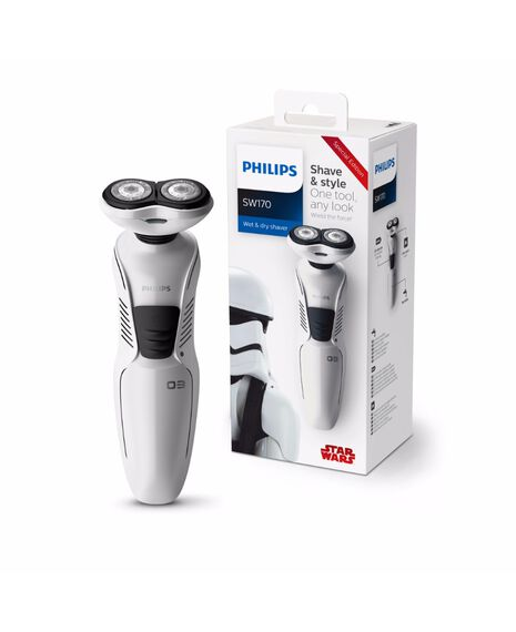 Star Wars Stormtrooper Comfort Cut Electric Shaver