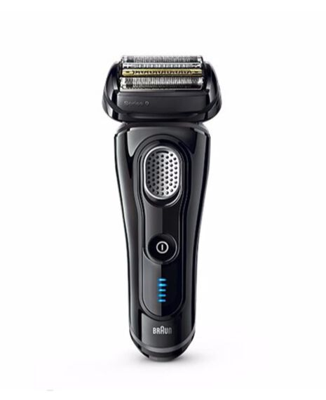 Series 9 Wet/Dry Electric Shaver Black plus Clean&Charge Station & Travel Case