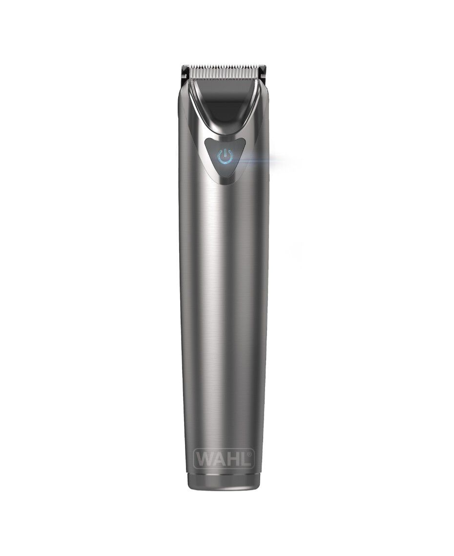 Wahl | Stainless Steel Lithium Ion Beard Trimmer | Shaver Shop