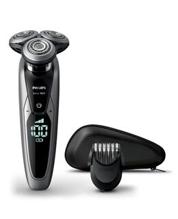 Series 9000 Shaver with Beard Styler and Travel Case