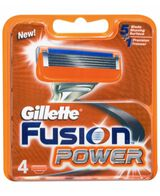 Fusion Power 4 Pack Blades