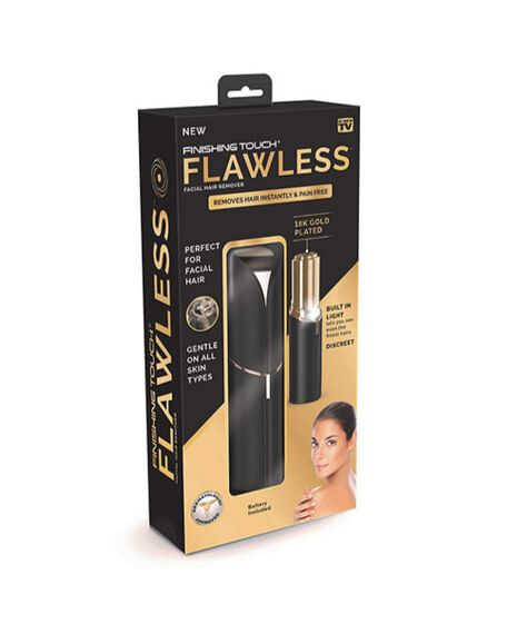 Flawless Facial Hair Remover
