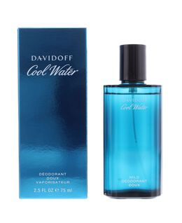 Cool Water for Men Deodorant Doux Vaporisateur - 75mL