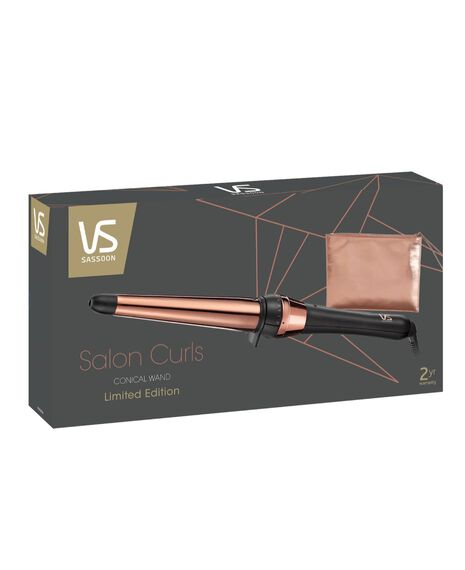 Salon Curls Conical Curler