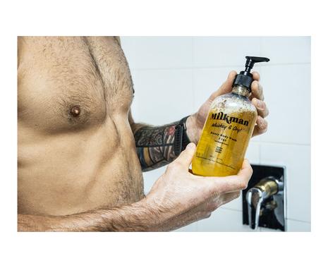 Boozy Body Wash 3-in-1 Whiskey & Dry - 500mL