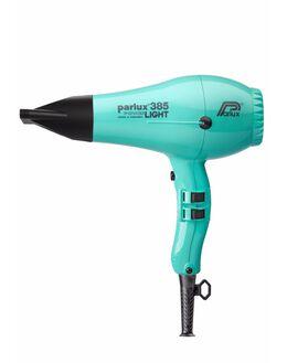 385 Power Light Hair Dryer  - Aqua