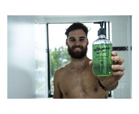 Boozy Body Wash 3-in-1 Gin & Tonic - 500mL