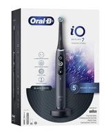 iO7 Electric Toothbrush - Black