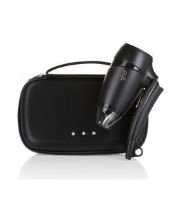 flight travel hair dryer gift set with bag
