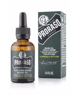 Beard Oil Cypress & Vetyver - 30ml