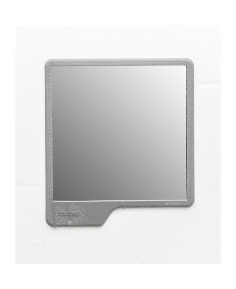 The Oliver | Shower Mirror - Grey