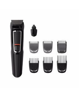 MultiGroom series 3000 8-in-1 Trimmer