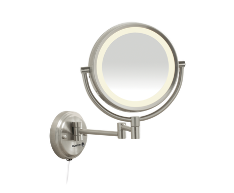 Wall Mounted LED Beauty Mirror