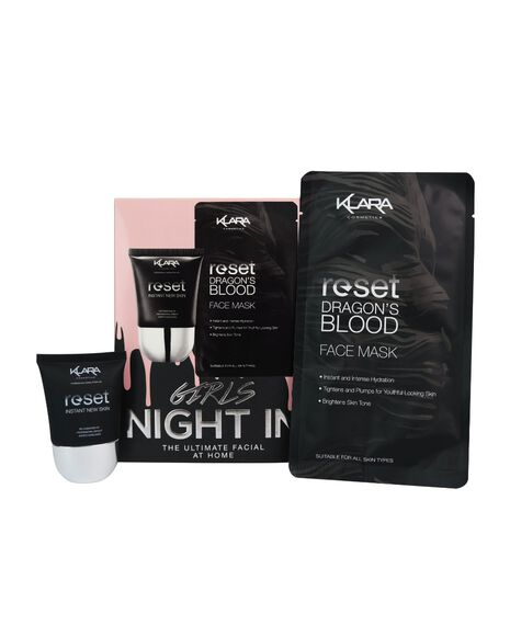 Girls Night Facial Kit