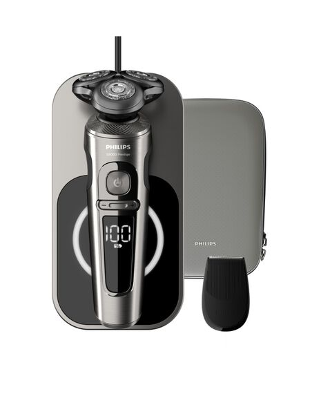 Series 9000 Wet & Dry Prestige Electric Shaver | Tuggl