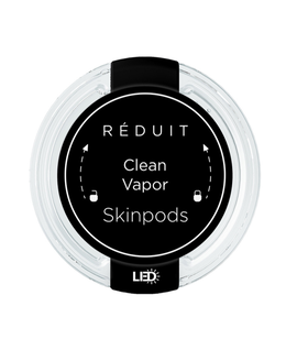 Clean Vapor LED Skinpods