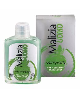 Malizia Uomo Pre Electric Shave Lotion 100ml