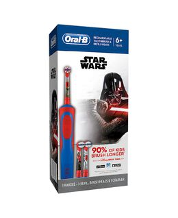 Star Wars Vitality Toothbrush Plus 3 Refills