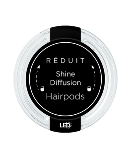 Shine Diffusion LED Hairpods