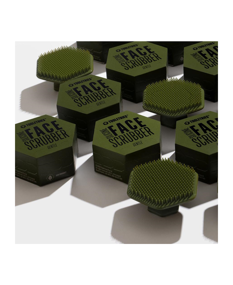 The Face Scrubber | Gentle - Green