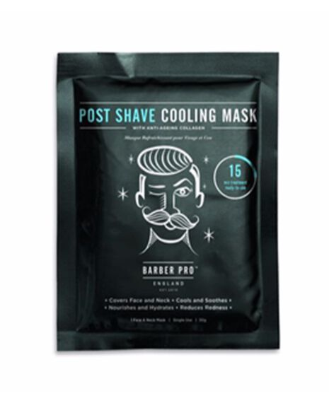 Post Shave Mask