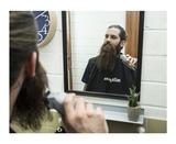 The Beard Scapin' Apron - Black