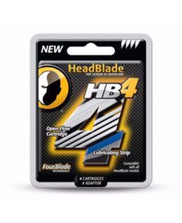 Four Blade 4 Pack Blades
