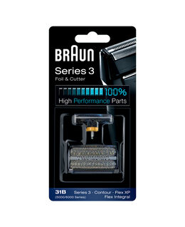 Series 3 31B Foil & Cutter Shaver Replacement Part