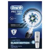 PRO 700 Black Electric Toothbrush