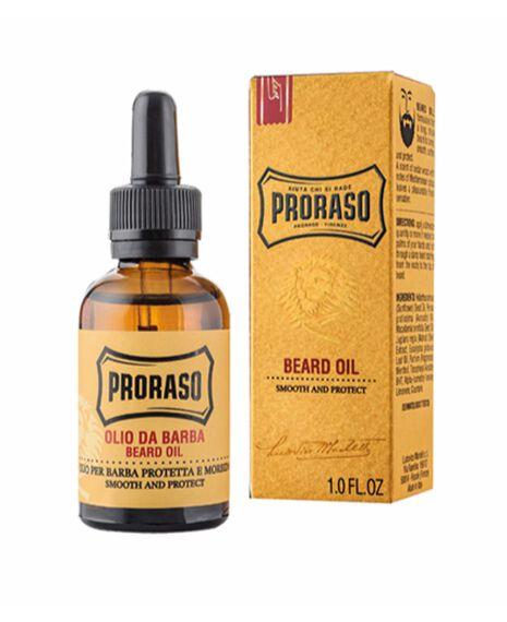 Beard Oil Wood & Spice - 30ml