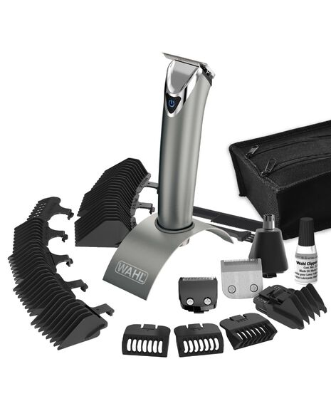 Stainless Steel Superior Performance Lithium Ion Plus Beard Trimmer
