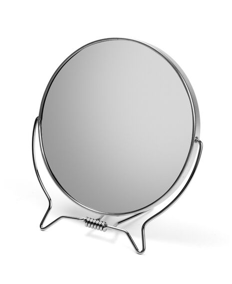 Shave Metal Mirror