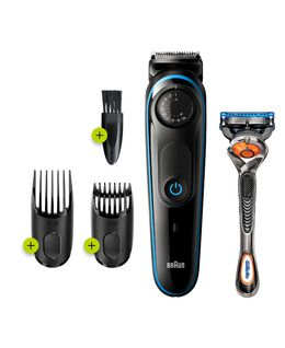 Series 3 Beard Trimmer with Gillette ProGlide Razor