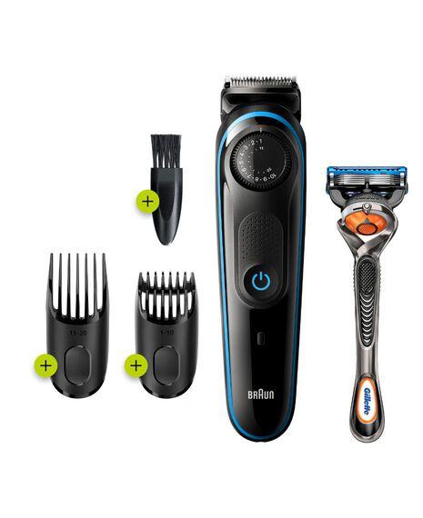 Series 3 Beard Trimmer with Gillette ProGlide Razor
