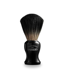 Traditional Barbers Nylon Shave Brush