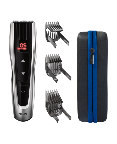 Series 9000 Hair Clipper with Travel Case