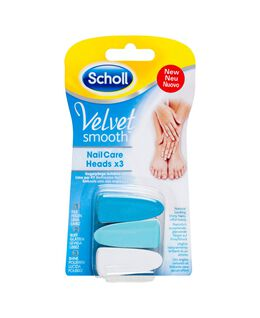 Nail care Heads 3 Pack